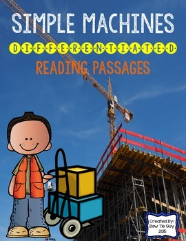 Simple Machines Differentiated Reading Passages