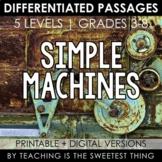 Simple Machines: Passages