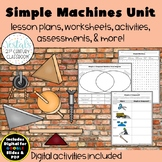 Simple Machines {Digital & PDF Included}