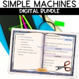 Simple Machines Digital Reading Notebooks for Google Class