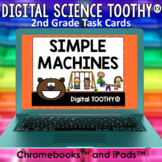 Simple Machines Digital Science Toothy® Task Cards | Dista