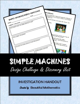 Simple Machines Discovery Unit