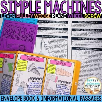 Simple Machines Envelope Book Kit