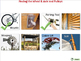 Simple Machines: Finding the Wheel & Axle and Pulleys - MA