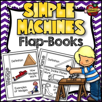 Simple Machines Flap-Books