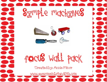 Simple Machines Focus Wall Pack