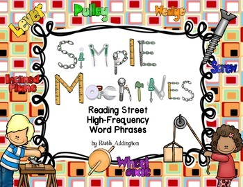 Simple Machines: Fry Phrases, Reading Street