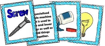 Simple Machines GAME (K-5th)