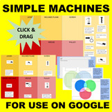 Simple Machines (Lever, Screw, Pulley, etc) GOOGLE Interactive Sort & Match