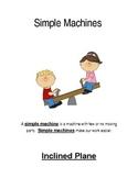 Simple Machines Game / Card Sort