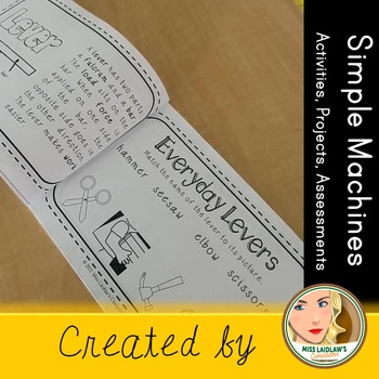 Simple Machines - Activities, Projects, and Assessments (D
