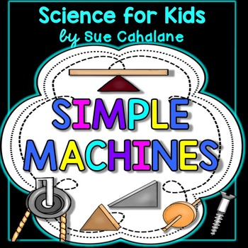 Simple Machines Hands-On FUN! {addresses NGSS 3-PS2-1 and 3-PS2-2}