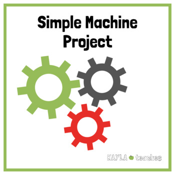Simple Machines Homework Project