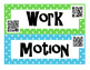 Work, Power, and Simple Machines INTERACTIVE Word Wall