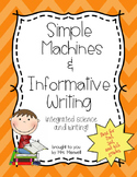 Simple Machines & Informative Writing