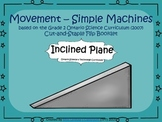 Simple Machines - Interactive Flipbook - Inclined Plane