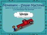 Simple Machines - Interactive Flipbook - Wedge