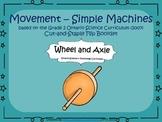 Simple Machines - Interactive Flipbook - Wheel and Axle