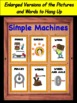 Simple Machines Vocabulary Interactive Notebook