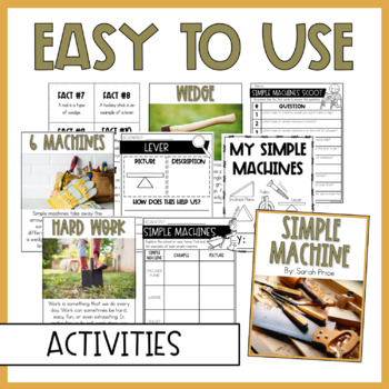 Simple Machines Interactive Notebook
