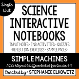 Simple Machines Interactive Notebook Unit
