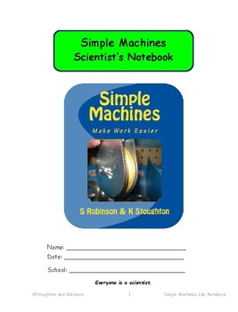 Simple Machines Lab Notebook