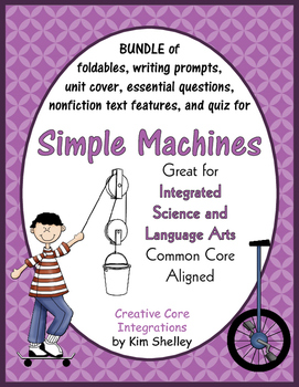 Simple Machines Language Arts BUNDLE