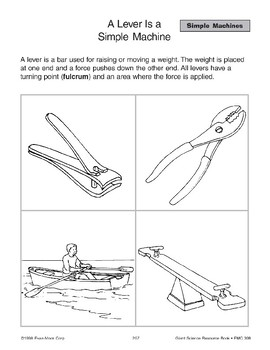 Simple Machines: Levers