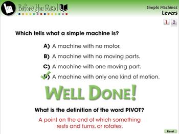 Simple Machines: Levers - MAC Gr. 5-8