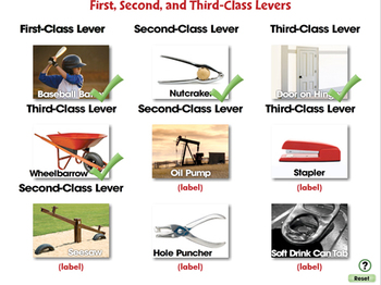 Simple Machines: Levers - PC Gr. 5-8