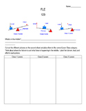 Simple Machines Levers worksheet (FLE123)