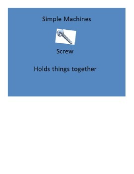 Simple Machines Made Easy