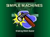 Simple Machines: Making Work Easier