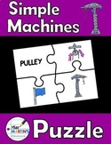 Simple Machines Matching Puzzle Game