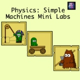 Simple Machines Mini Labs