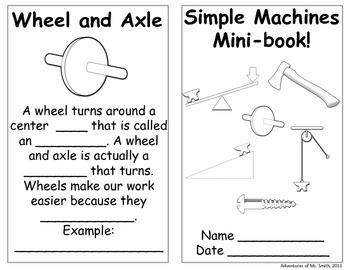 Simple Machines Mini-Pack