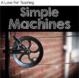 Simple Machines {Print & Go + Digital}