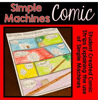 Simple Machines Mini Unit | Interactive Notebook Activities, Quiz, and More!