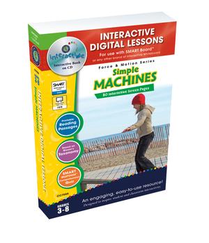 Simple Machines - NOTEBOOK Gr. 5-8