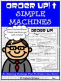 Simple Machines -Order Up! (Set 1)