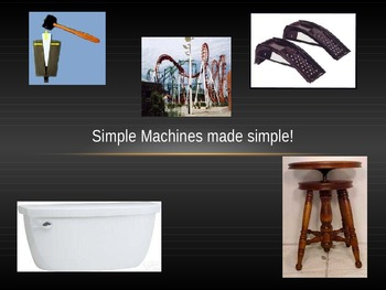 Simple Machines PPT