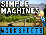 Simple Machines Worksheets & Printables