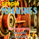 Simple Machines Passage Bundle