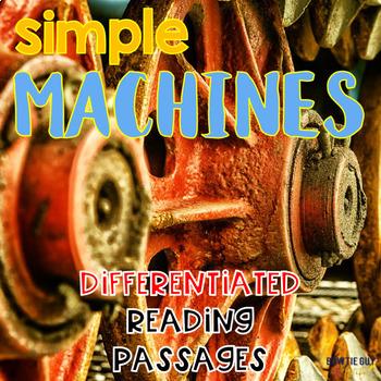Simple Machines Passage Bundle