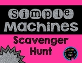 Simple Machines Photo Scavenger Hunt