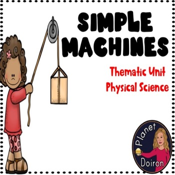 Simple Machines Physical Science Unit Elementary force and motion