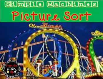 Simple Machines Picture Sort