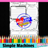 Simple Machines Activity Poster