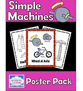 Simple Machines Poster Pack