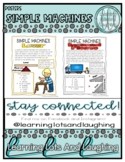 Simple Machines Posters
